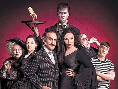 Addams Family comes to Wolverhampton Grand