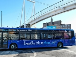 Air-cleaning buses to be deployed in six more English regions