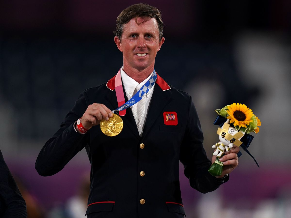 Ben Maher is getting married in a fortnight after clinching Olympic gold