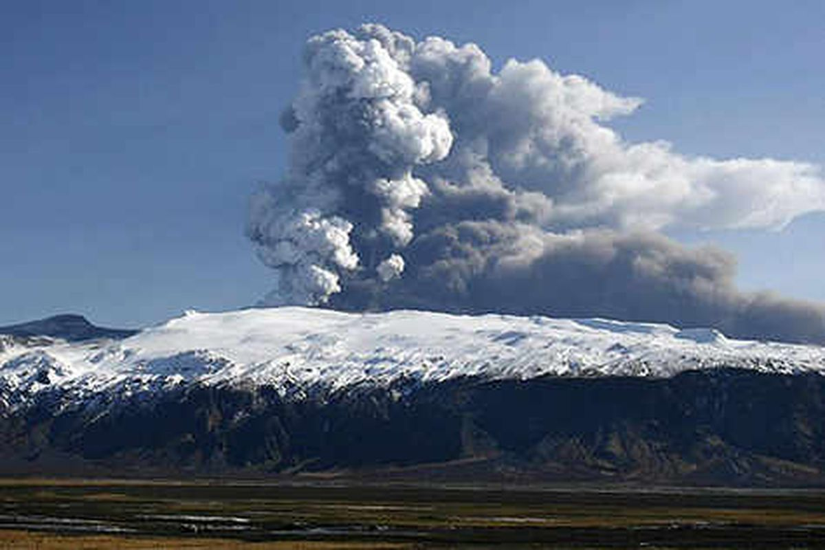 Letter: Volcanic eruptions undo all climate change measures