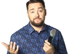 Jason Manford hopes to get some giggles with new material in Telford show