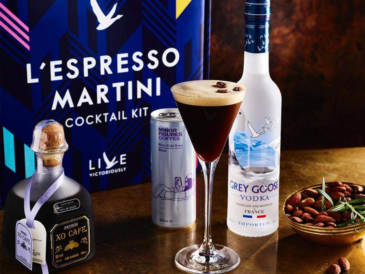 Grey Goose Espresso Martini Cocktail Kit