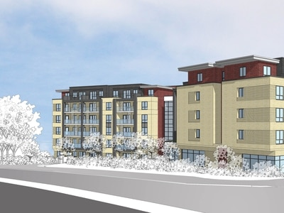 New retirement village proposed for Wellington to house hundreds of pensioners