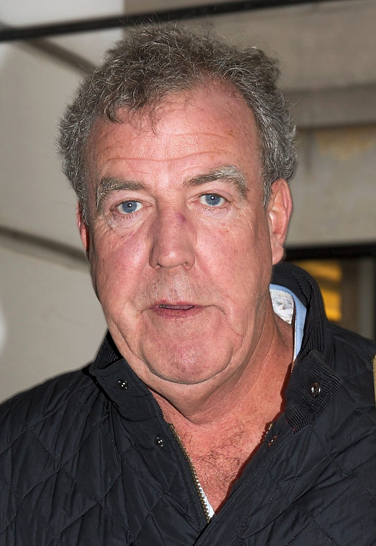 Jeremy Clarkson says parents should stop whingeing about food parcels