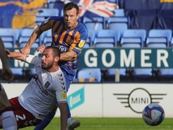 Shaun Whalley: I want to stay at Shrewsbury Town for as long as possible