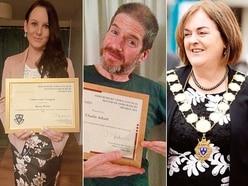 Mayor recognises Shrewsbury's unsung heroes