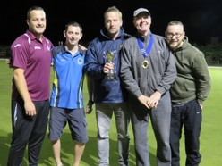 Ceiriog Valley are crowned as champions
