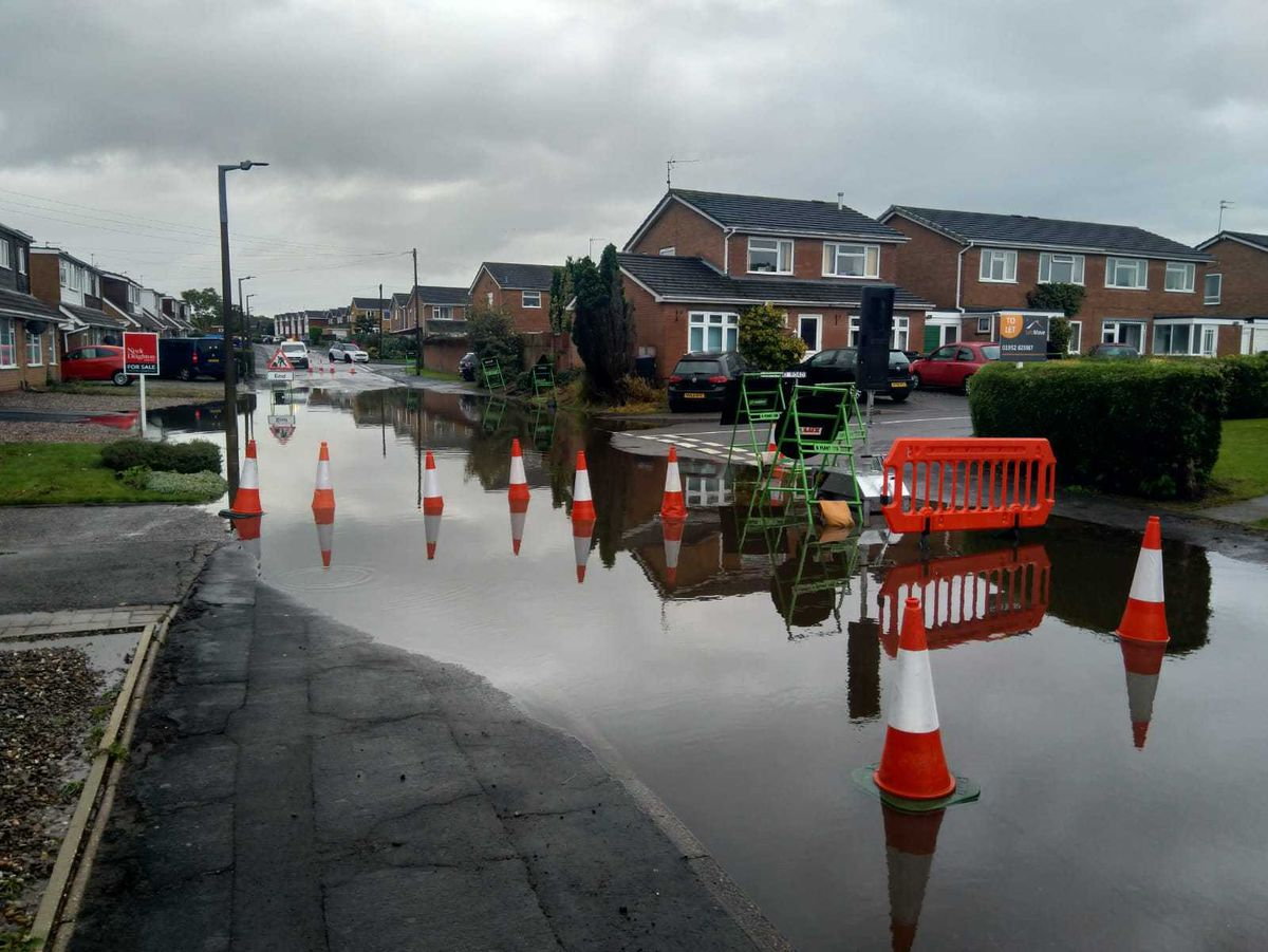 Councillors want fewer scenes like this in Telford neighbourhoods