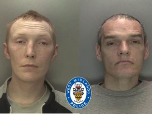 Callum Simpson (left) and Paul McGarry (right) have been jailed