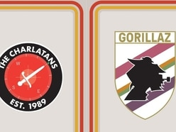 Welcome to Bands FC, where music and football combine to make the best badges