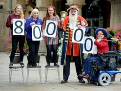 Shout it out loud: £80,000 up for grabs for Shropshire youth projects - with video