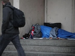Police vow to tackle beggars in Shrewsbury town centre