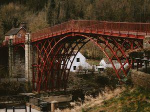Ironbridge is designated a World Heritage Site