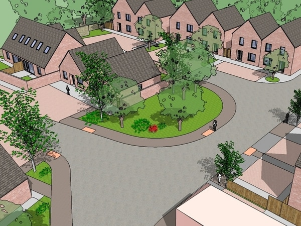 Decision time over 22-home development