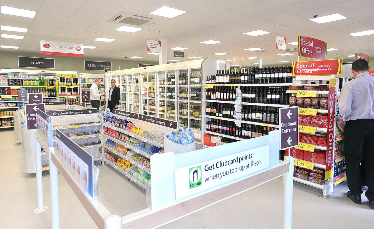What does the future hold for giant supermarkets?