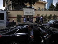 Investigators enter Saudi consulate where journalist vanished