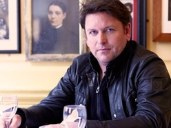 James Martin is on the road and heading to Birmingham's Symphony Hall