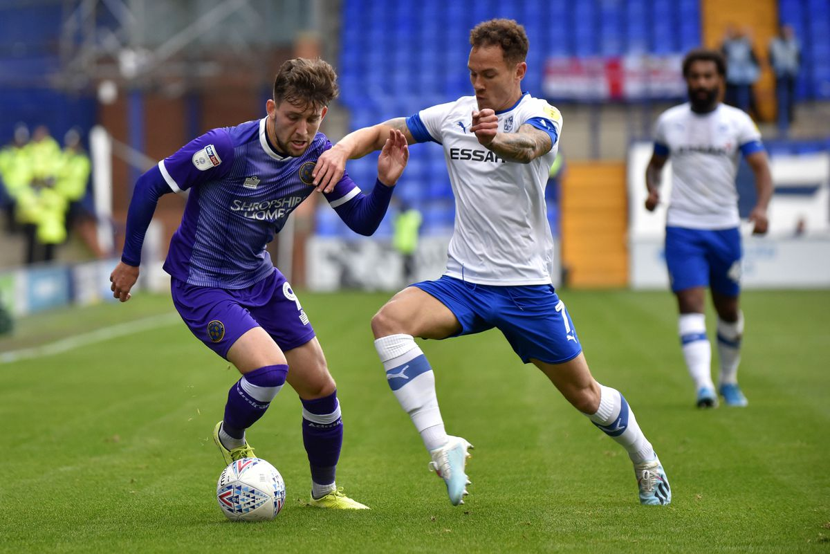 Callum Lang will not play again for Town this year after surgery (AMA)
