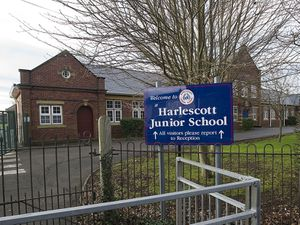 Harlescott Junior School.
