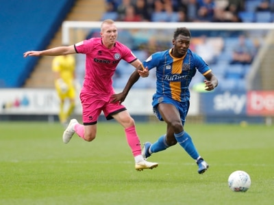 Shrewsbury Town 0 Rochdale 0 - Match highlights