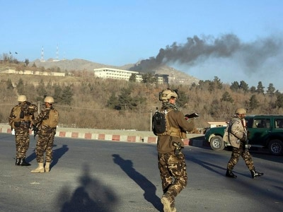 Foreigner among five people killed by gunmen in Kabul hotel attack