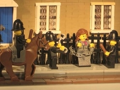 In Video: Lego builders chart world history