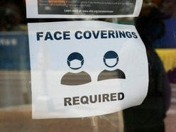 Two fined by police for not wearing masks in Shrewsbury shop