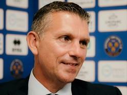 Blueprint shows Shrewsbury can have success, believes Brian Caldwell