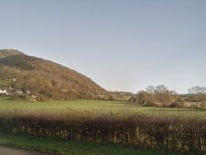 Trewern and the area - from Google street view.
