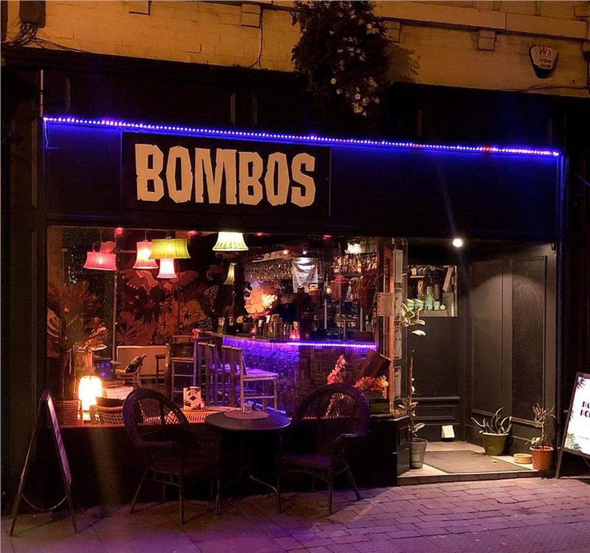 Bombo's in Shrewsbury