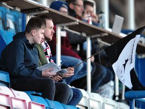 AFC Telford fans