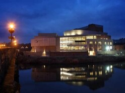 Library and theatre visits up in Shropshire