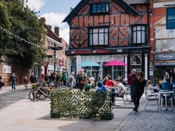 Shrewsbury visitors number growing faster than national average