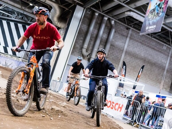 On your bike! Cycle Show coming to Birmingham
