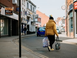 Coronavirus lockdown: Oswestry becomes a ghost town - with pictures