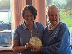 Sue Pigeon waiting to add to half-century of golf titles