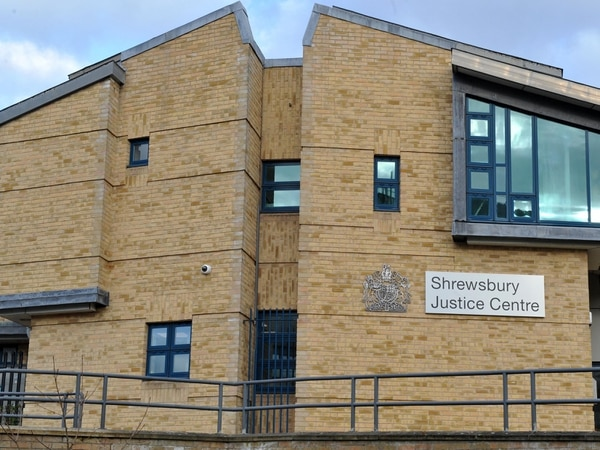 Shrewsbury doctor denies claims he smacked woman's bottom