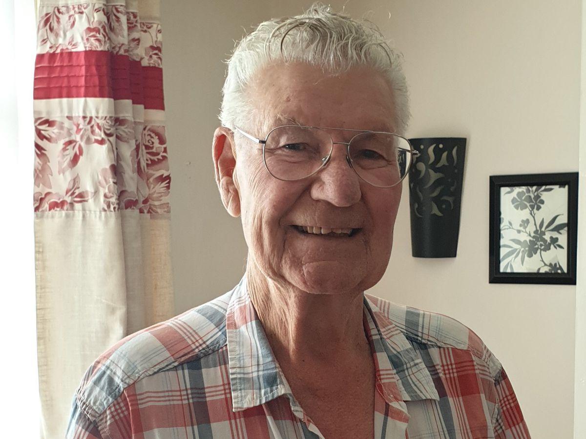 Bill Bowering, founder of Nova United Junior FC