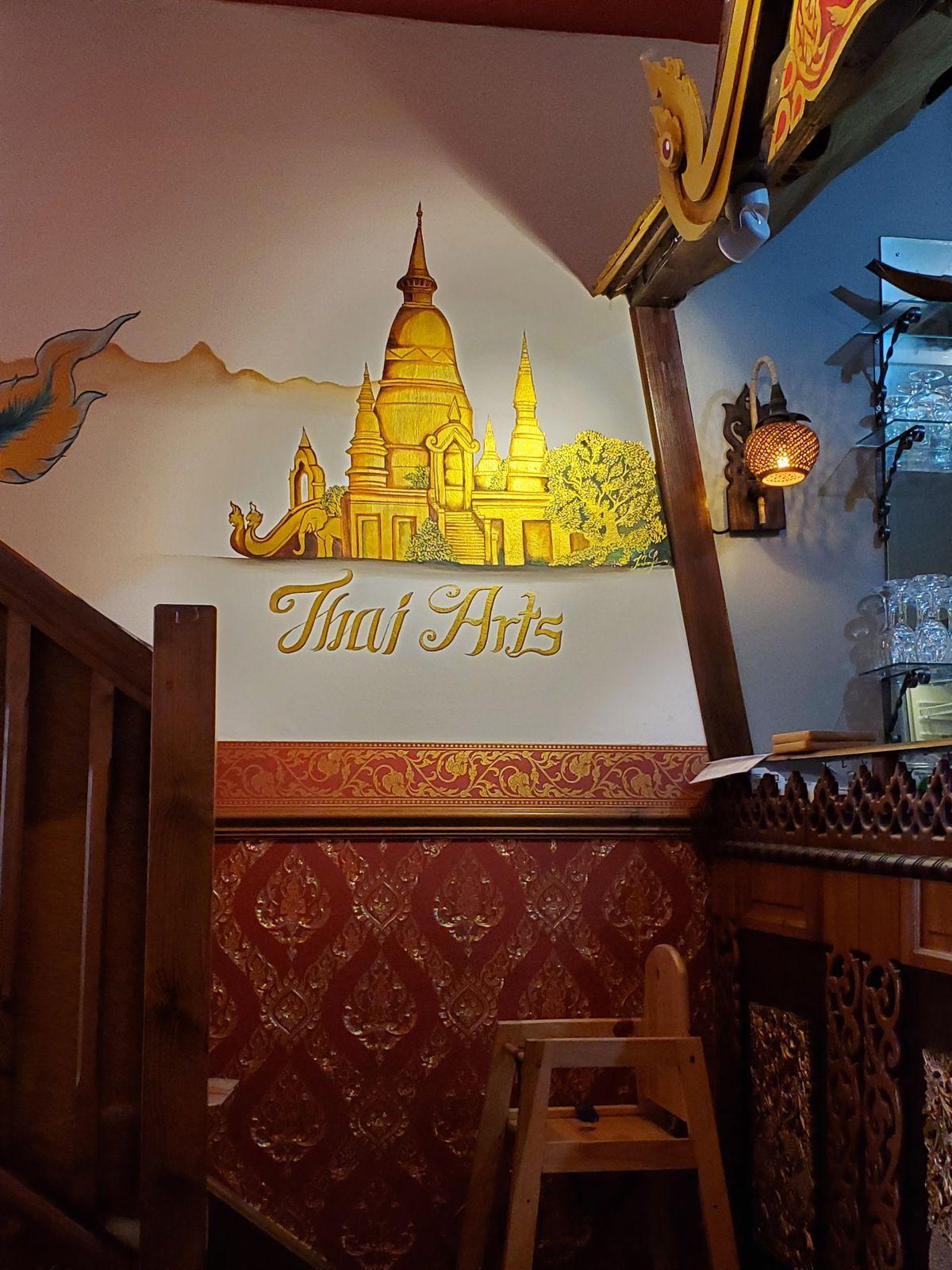 Inside Thai Arts