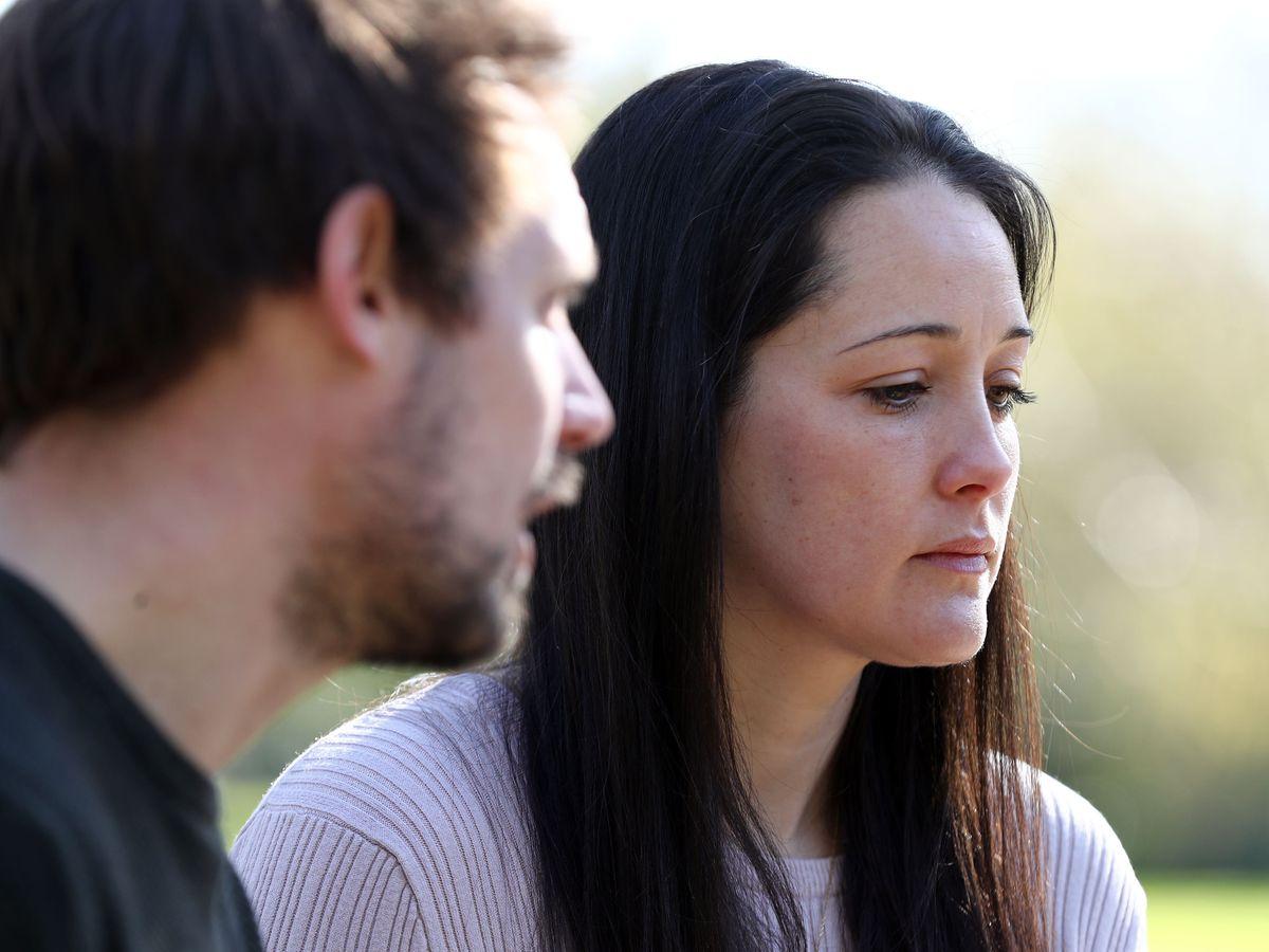 Tom and Sarah Richford
