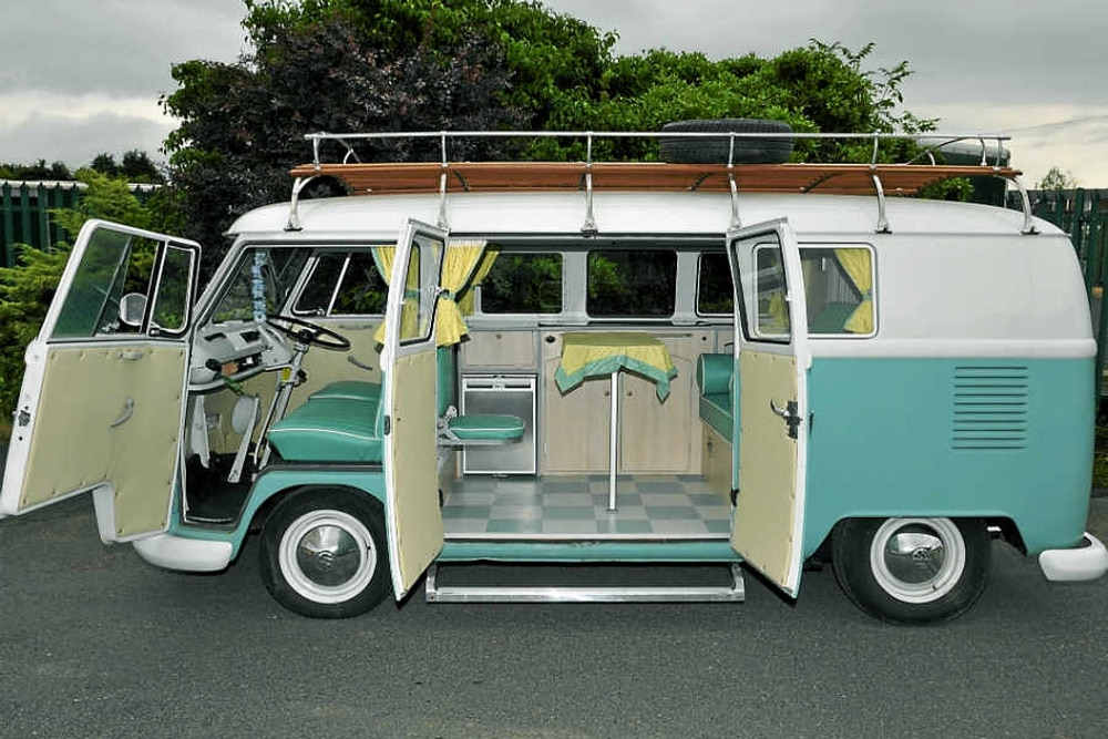 Shropshire Firm Creates Dream Camper Vans
