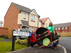 Coracle Close? Shrewsbury road name is just oar-some