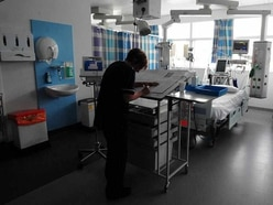 Shropshire Council hospital support service rated as 'good'