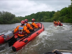 Vital funding awarded to West Mercia Search and Rescue