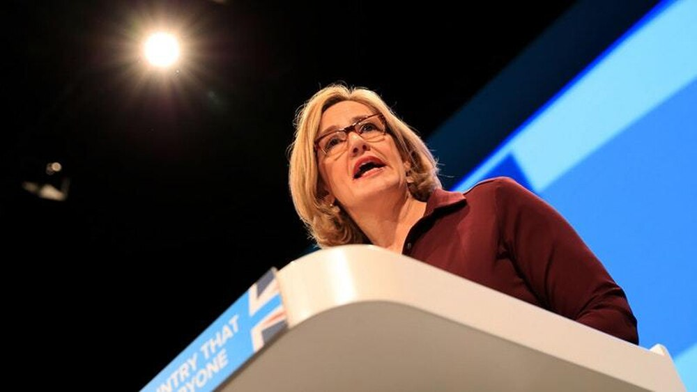 Amber Rudd doesn't get encryption and says she doesn't need to