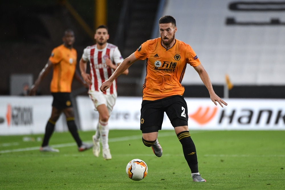 Matt Doherty's move from Wolves to Tottenham confirmed