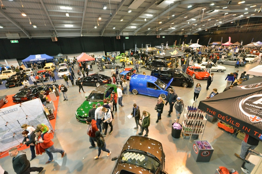 Ultimate Showtime In Telford For Car Enthusiasts With