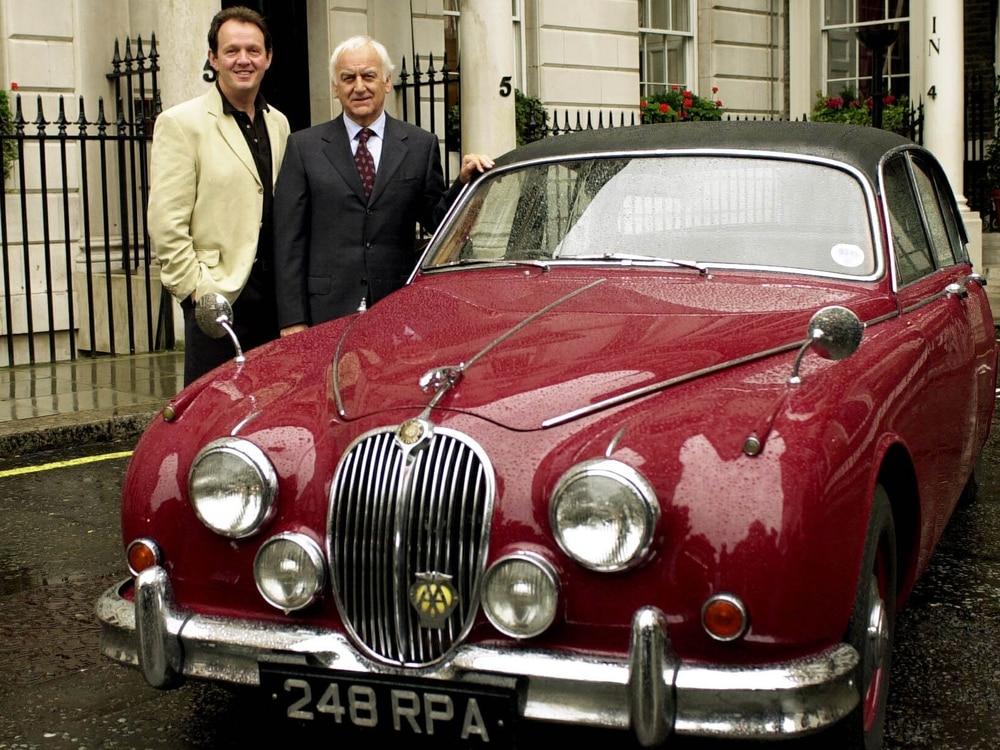 Chance to inspect Morse's famous Jaguar at Bridgnorth birthday celebration