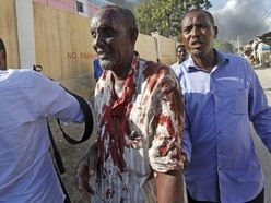Somalia's death toll rises to 358 as 'state of war' planned