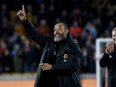 Wolves boss Nuno shares his pride after Arsenal win